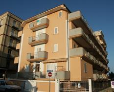 San Benedetto del Tronto / Apartmány Maffei ***