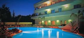 Paestum / Hotel Clorinda