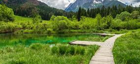Za pohodou do Julských Alp