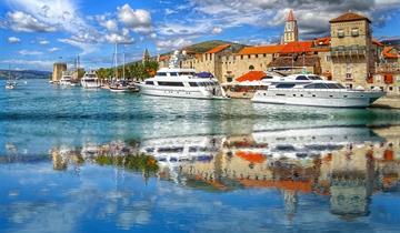 Otvírání moře v Dalmácii