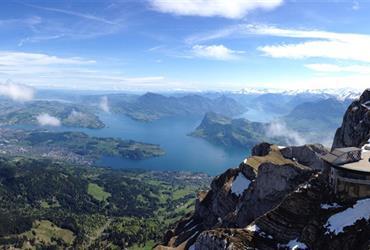 Na skok za švýcarskými nej - Luzern, Pilatus a Matterhorn