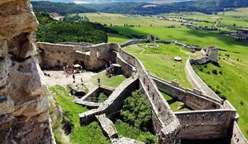 Historické a přírodní krásy východního Slovenska