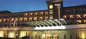 hotel Répce Gold, Bükfürdo, Maďarsko: Rekreační pobyt 4 noci