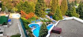 Danubius Health Spa Resort Aqua, Hévíz, Maďarsko: Rekreační pobyt 3 noci