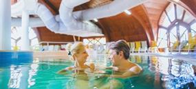 Hotel Park Inn, Zalakaros, Maďarsko: Rekreační pobyt 2 noci