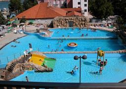Hotel Aquapark Žusterna: Rekreační pobyt 4 noci