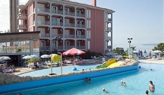 Hotel Aquapark Žusterna: Rekreační pobyt 5 nocí