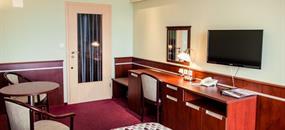 Wellness hotel Panorama: Rekreační pobyt 2 noci