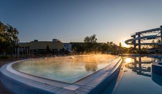 Hotel Thermalpark: Rekreační pobyt 4 noci