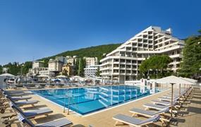 Remisens Hotel Admiral: Rekreační pobyt 7 nocí