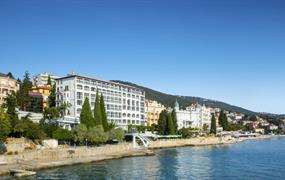 Remisens Hotel Kristal: Rekreační pobyt 5 nocí