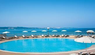 Remisens Hotel Lucija: Rekreační pobyt 7 nocí