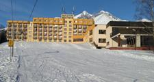 Hotel Sorea Hutník I.: Rekreační pobyt 7 nocí