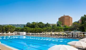 Remisens Hotel Lucija: Rekreační pobyt 5 nocí