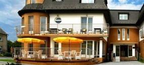 Hotel Aqua: Rekreační pobyt 4 noci