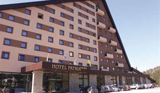 Hotel Patria: Rekreační pobyt 4 noci