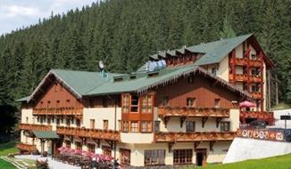 Ski & Wellness Residence Družba: Rekreační pobyt se snídaní 3 noci