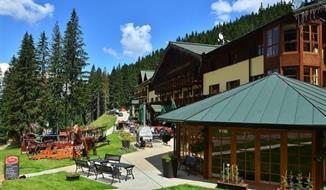 Ski & Wellness Residence Družba: Rekreační pobyt se snídaní 4 noci
