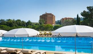 Remisens Hotel Lucija: Rekreační pobyt 4 noci