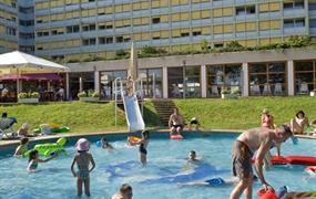 Hotel Club Tihany: Rekreační pobyt 4 noci