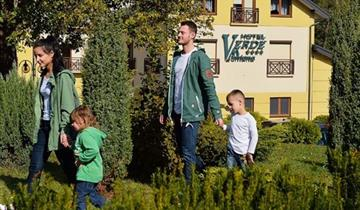 Hotel Verde Montana SPA & Wellness