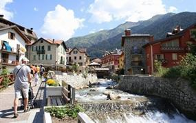 Casa Alpina P. Pavoniani: Lyžařský pobyt 5 nocí