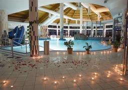 Wellness Hotel Patince: Romantický wellness pobyt - 2 noci