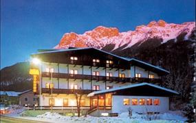 Park Hotel Avisio: Lyžařský pobyt 5 nocí