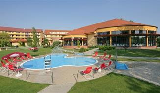 Wellness Hotel Patince: Wellness aqua pobyt - 2 noci