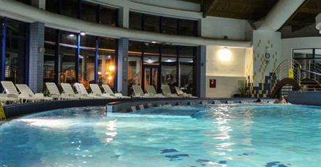 Wellness Hotel Patince: Wellness aqua pobyt - 3 noci