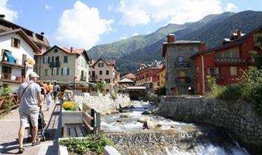 Casa Alpina P. Pavoniani: Lyžařský pobyt 3 noci
