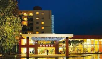 Lázeňský hotel Rubín: Medical Mini 3 noci
