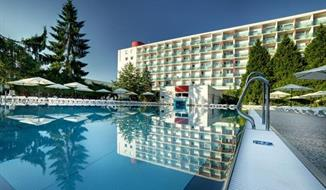 Lázeňský hotel Rubín: Lenivý víkend