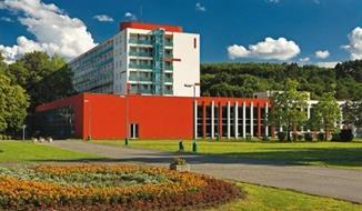 Lázeňský hotel Rubín: Lázeňský pobyt Medical SILVER - 6 nocí