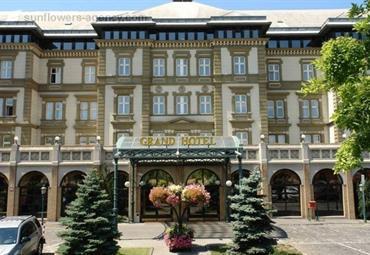 Hotel Grandhotel Danubius Margitsziget