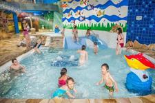 Wellness hotel Babylon: Pobyt se vstupem do aquaparku 2 noci