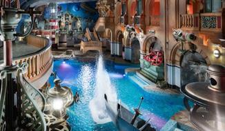 Wellness hotel Babylon: Pobyt se vstupem do aquaparku 3 noci