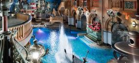 Wellness hotel Babylon: Pobyt se vstupem do aquaparku 4 noci