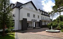 Hotel a chatky Jantar