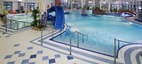 Wellness Hotel Patince: Wellness aqua pobyt - 4 noci