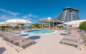 Hotel Olympia: Rekreační pobyt 4 noci