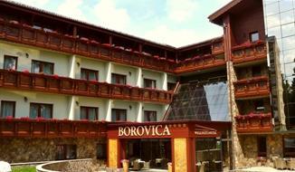 Wellness Hotel Borovica: Po čem ženy touží (beauty pobyt) 2 noci