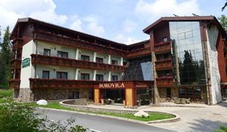 Wellness Hotel Borovica: Pobyt pro seniory - 4 noci