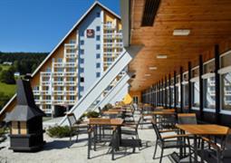 Clarion Špindlerův Mlýn: Rekreační pobyt se snídaní 4 noci