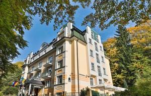 Hotel Villa Savoy Spa