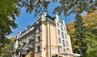 SPA Park Hotel Villa Savoy: Relaxační balíček 2 noci
