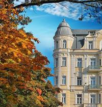 Hotel Belvedere Mariánské Lázně: Relaxační balíček 2 noci