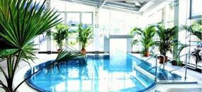 Lázeňský hotel Aqua: Rekreační pobyt se snídaní 2 noci