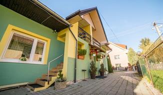 Zelený dom: Rekreační pobyt 3 noci