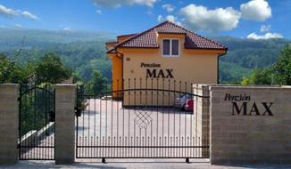 Penzion MAX: Rekreační pobyt 6 nocí